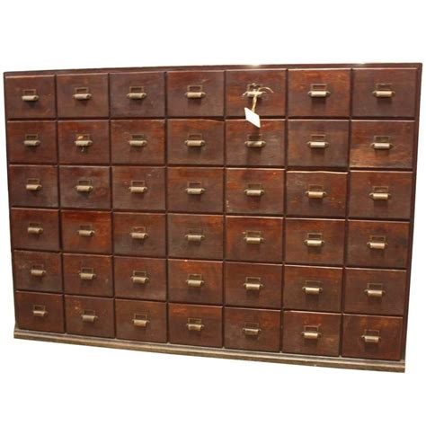 Multi Drawer File Cabinet by Multi Drawer File Cabinet For Sale At 1stdibs