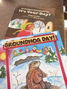groundhog day flapjacks flowers ground hog day critter cakes