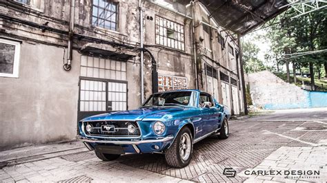 1967 ford mustang interior 1967 ford mustang fastback receives a modern interior makeover