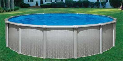 Backyard Leisure Pool And Spa Cannon Pools And Spas Aboveground Pools