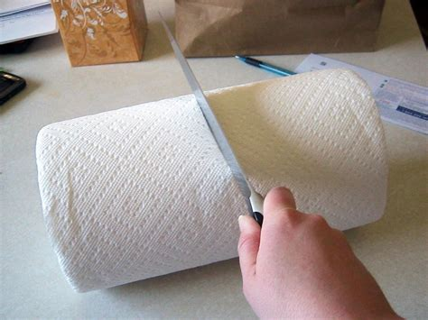 Make Your Own Paper Towels - how to make your own makeup remover wipes using water