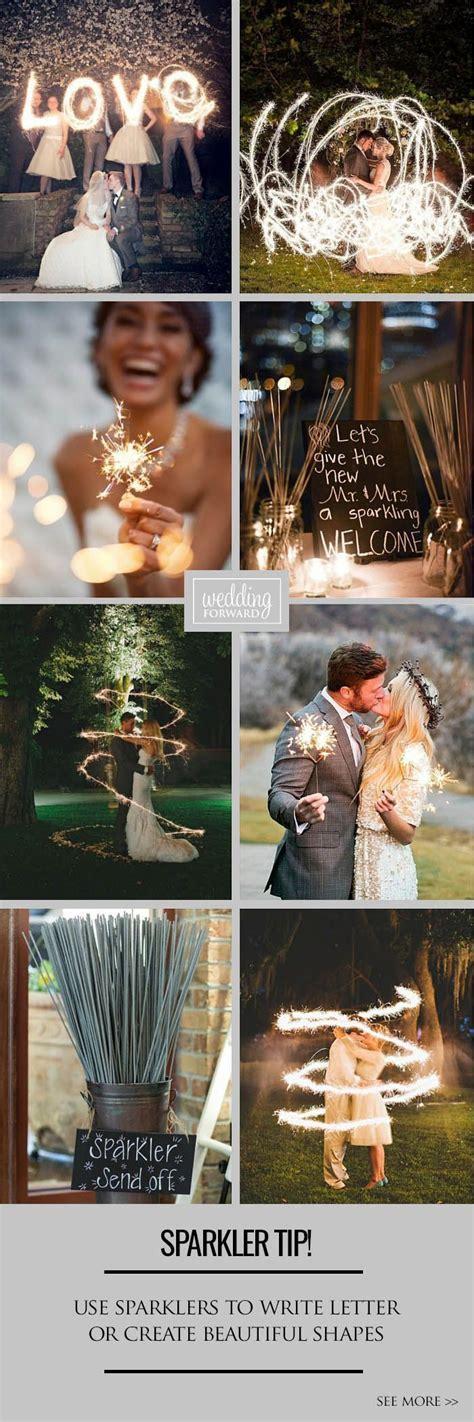 Best 25  Wedding sparklers ideas on Pinterest   Sparkler