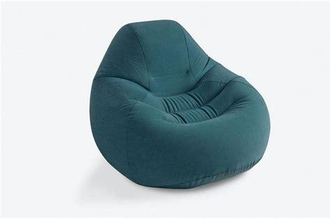 intex matratze intex deluxe beanless bag chair petrol sessel aufblasbar