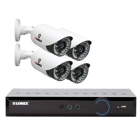 8 security system lorex lh03081tc4 4 8 channel security system 1tb