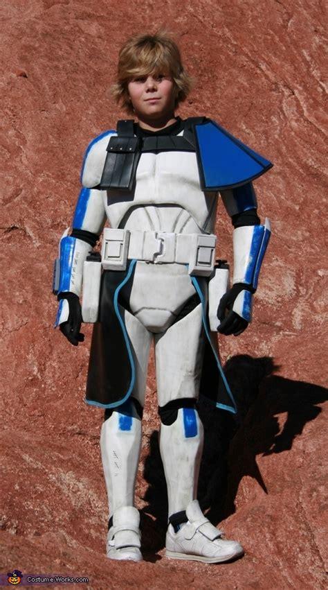 captain rex costume photo