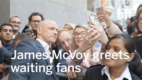 james mcavoy hit movies james mcavoy hits the red carpet tiff 2017 youtube
