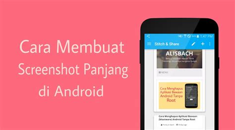 cara membuat opening video di android cara membuat screenshot panjang di smartphone android