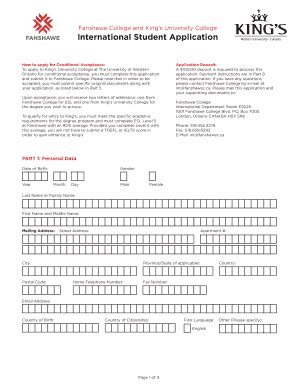 Offer Letter Of Fanshawe College Free Exercise Log Forms And Templates Fillable Printable Sles For Pdf Word Pdffiller