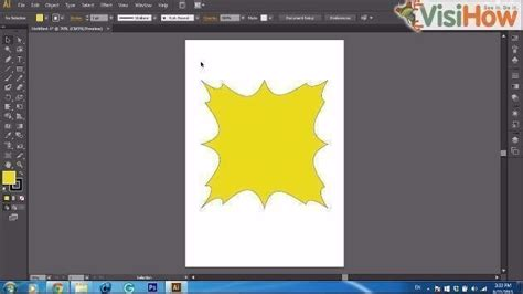 adobe illustrator cs6 use use scallop tool in adobe illustrator cs6 visihow