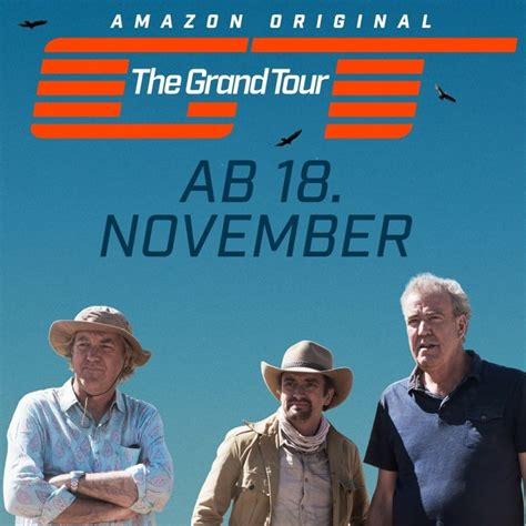 amazon original amazon original the grand tour ab 18 november in