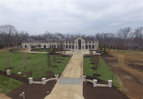 Newly Built Mega Mansion In Far Hills, NJ   Homes of the Rich