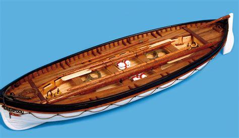 rms titanic lifeboat model modelspace - Titanic Lifeboat Model