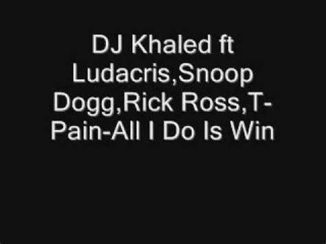 download mp3 dj khaled all i do is win remix full download dj khaled all i do is win feat ludacris