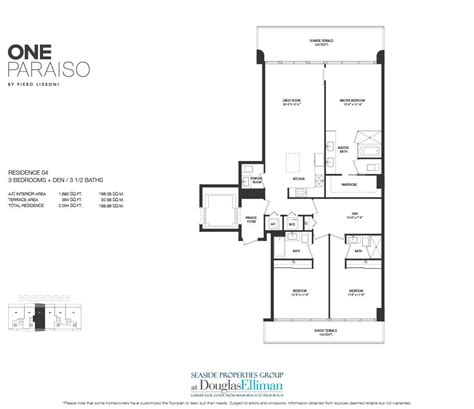 one miami floor plans 100 one miami floor plans mare aventura condo