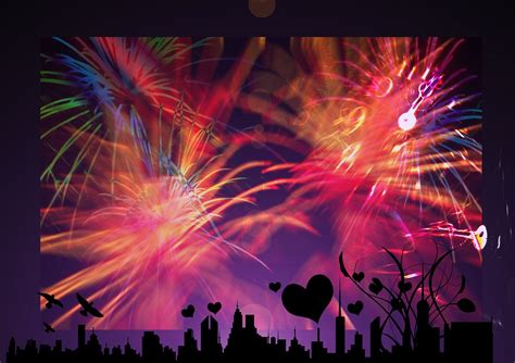 free illustration new year s day wallpaper free image