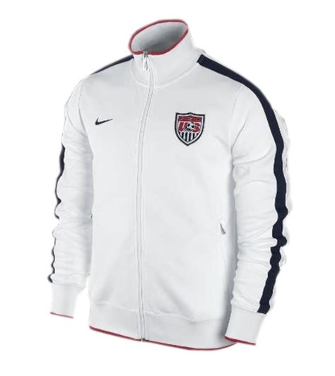 usa authentic n98 track jacket nike n98 jackets usa apparel soccercorner