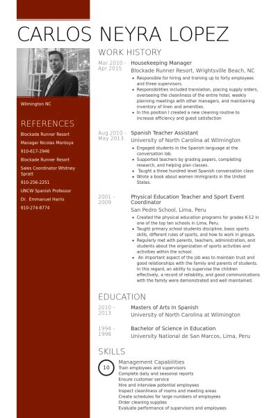 cover letter hotel housekeeping resume sample sample resume hotel