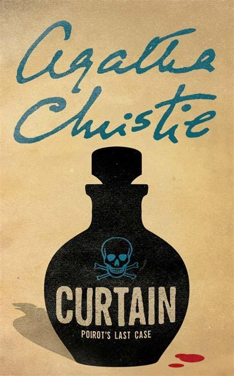 Curtain Poirot S Last Case By Agatha Christie Agatha