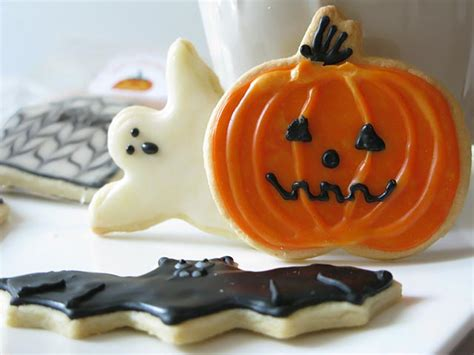 imagenes recetas halloween recetas de galletas decoradas de halloween