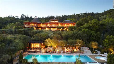 best hotels in napa valley hotel rankings 10 top u s luxury lodgings cnn com
