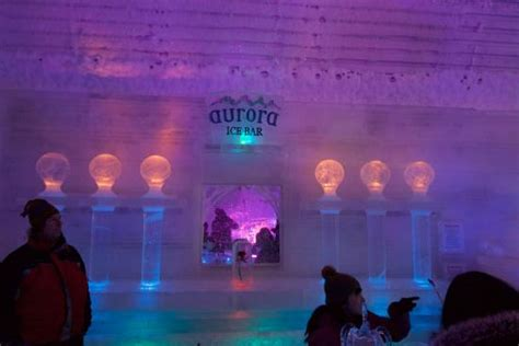 fairbanks northern lights hotel the famous aurora ice bar picture of alaska northern