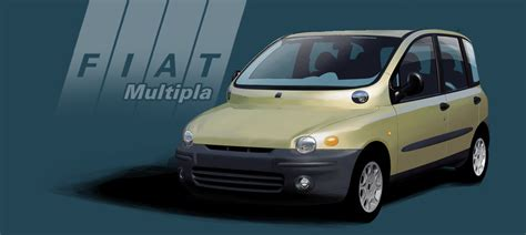 fiat multipla wallpaper fiat multipla interior image 43
