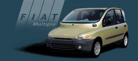 Fiat Multipla Interior Image 43