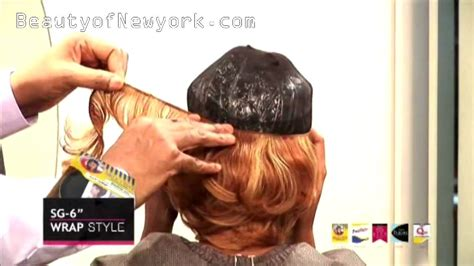 how to wet wrap hair weave milkyway how to sg 6 wrap doovi