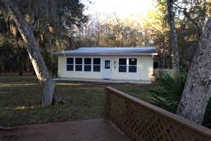 cabin rental near gainesville florida