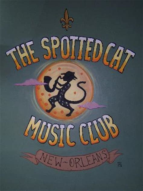 spotted cat  club  orleans