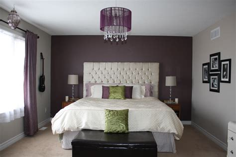 purple accent wall bedroom images about bedroom on pinterest deep purple accent walls