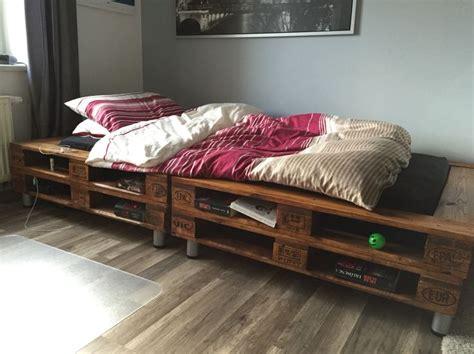 Matratzen Bett by Best 25 Selbstgebautes Bett Ideas On