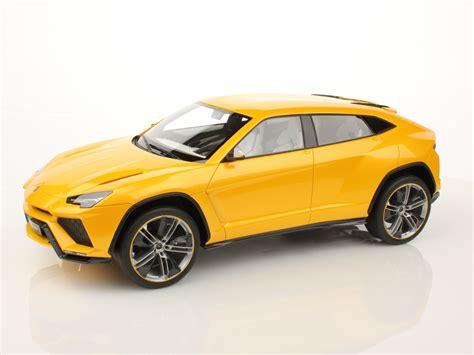 Lamborghini Model Range Lamborghini Urus Production Officially Confirmed For 2018