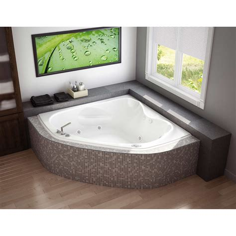 Baignoire De Coin Dimension by Bathtubs Idea Inspiring Costco Tubs Freestanding Tub