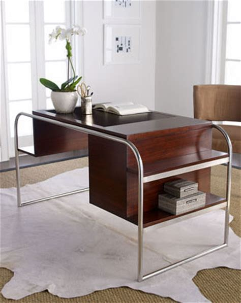 pin laurent office desks by global contemporary on