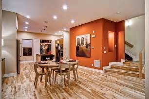 red 233 corer une salle 224 manger avec la couleur orange bricobistro