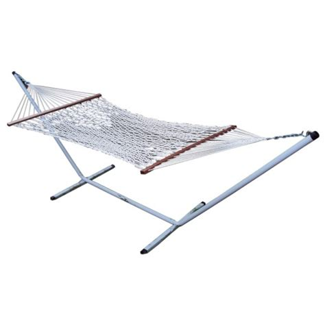Rope Hammock With Stand Hangit Co In Best Buy Hammock Swing Shopping