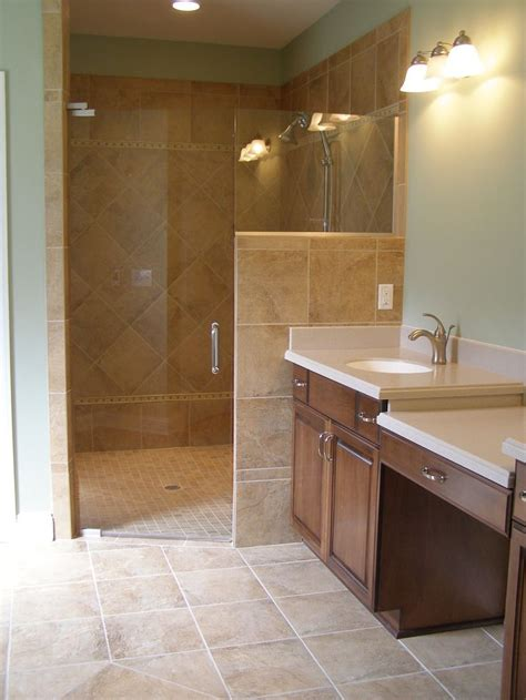 Walk In Showers Without Doors Walk In Showers Without Doors Shower Doors Corner Walk In Tile Shower With Frameless