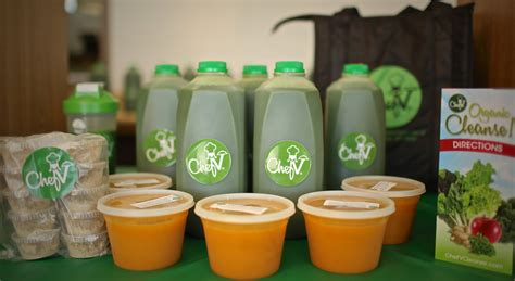 Detox Delivery Nyc by Chef V Expands Organic Green Drink Cleanse Delivery To Nj
