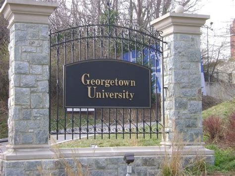 Do Georgetown Graduates Go To Colombias Mba Program by Georgetown Washington Dc Top Tips Before You