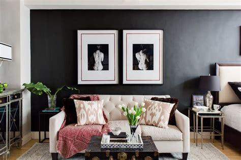 Aplikasi Warna Pada Interior tips aplikasi warna hitam pada dinding interior apartemen jual apartemen