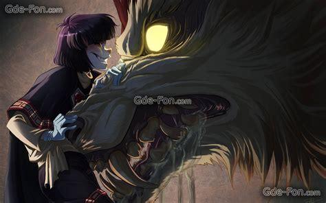 imagenes de anime wolves black anime wolf 8 wide wallpaper hdblackwallpaper com