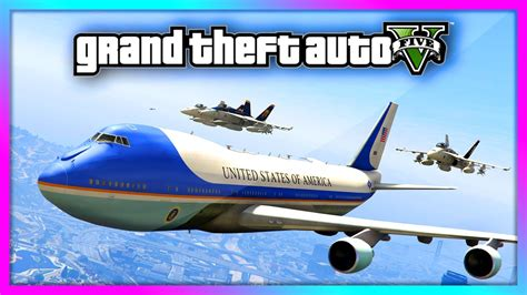 air one interior gta 5 air one 747 jumbo jet gameplay with interior