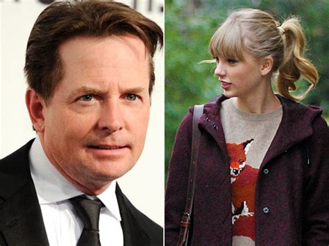 michael j fox taylor swift taylor swift michael j fox s feud is over we can all