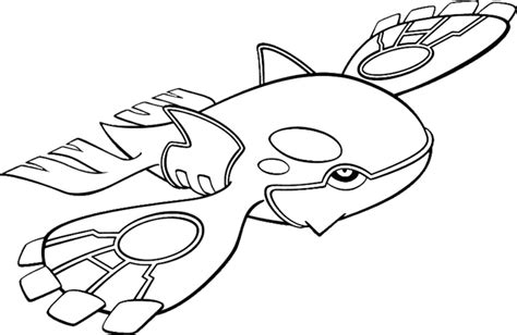 pokemon coloring pages groudon and kyogre free coloring pages of kyogre the pokemon