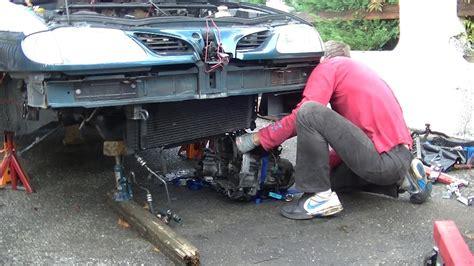 Gearbox Matic Honda Accord 2 4 Cm5 cambio de caja de cambios parte 1 extracci 243 n