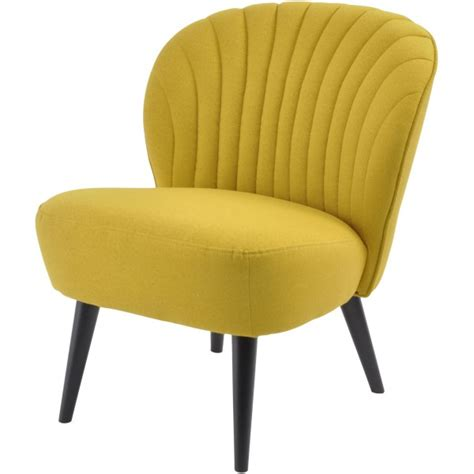 retro occasional chairs retro curve shell back occasional chair mustard yellow