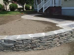 Landscape Rock Removal Triyae Backyard Hill Removal Various Design