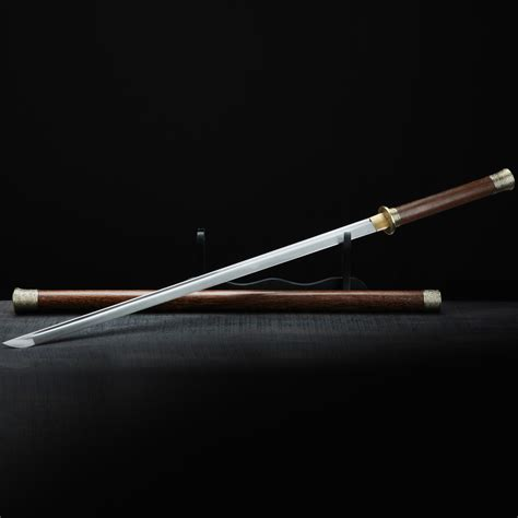 katanahandmade forge high carbon steel samurai sword