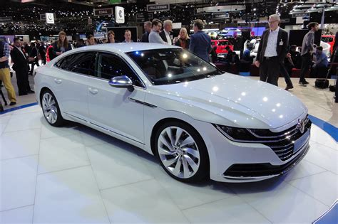 volkswagen car white vw arteon revealed in full 2017 s passat cc by car magazine